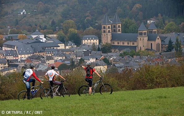Découvrez le Luxembourg et ses merveilles à vélo