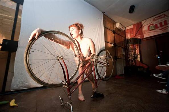 Le vélo et la sexualité : deux plaisirs qui peuvent parfois se rejoindre