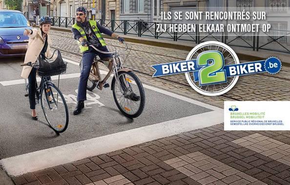 Biker2Biker : le service qui aide les cyclistes débutants à se lancer