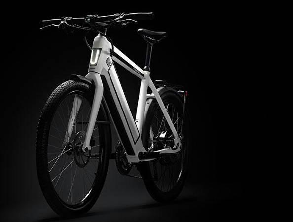 Stromer présente sa vision du vélo du futur avec le ST2