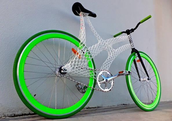 Quand l'impression 3D s'intéresse au vélo