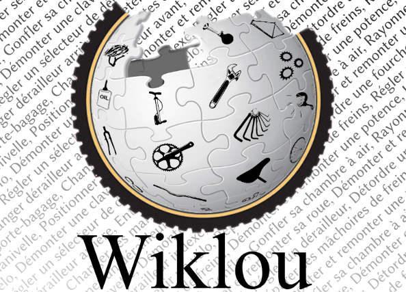 Wiklou :  l'encyclopédie collaborative autour du vélo