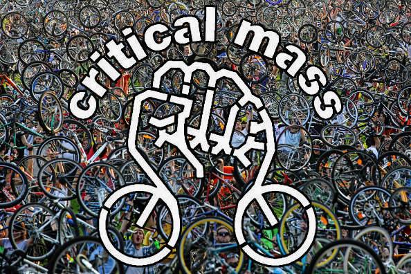 La «Critical Mass» : la manifestation écologique à vélo