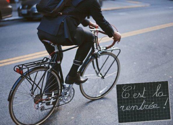 Rentrée 2014 : tout l'équipement vélo urbain fiable et indispensable