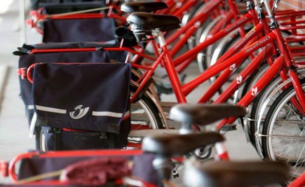 Bientôt, les facteurs pourront contribuer à retrouver votre vélo volé