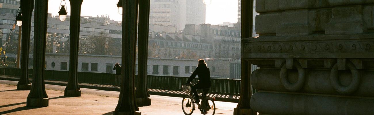 Le vélo, un sujet politique inévitable des élections en France