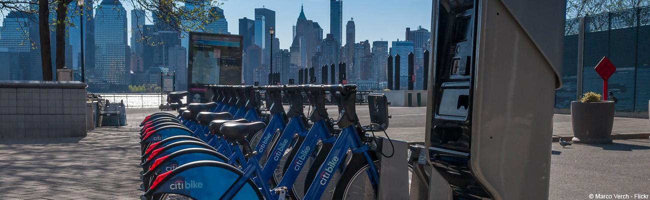 Le vélo en libre service dans le monde, état des lieux