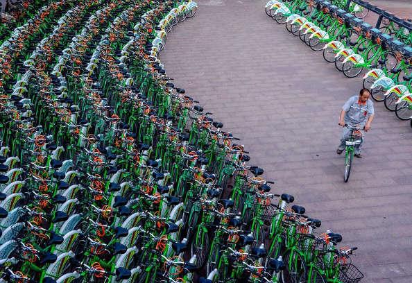 Quel est le pays où l'on retrouve le plus de vélo en libre-service?