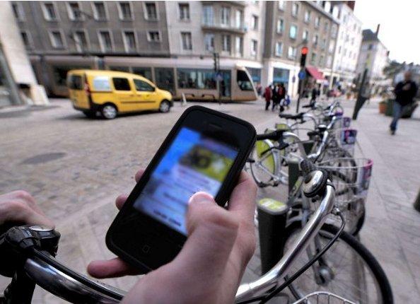 CityBikes : l'application smartphone pour trouver facilement un vélo en libre-service