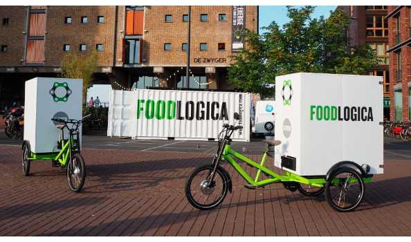 Entreprises : utilisation du vélo cargo solaire pour la protection de l'environnement