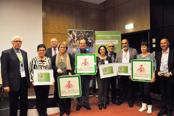 Belfort obtient le label « ville et territoire vélo-touristique »