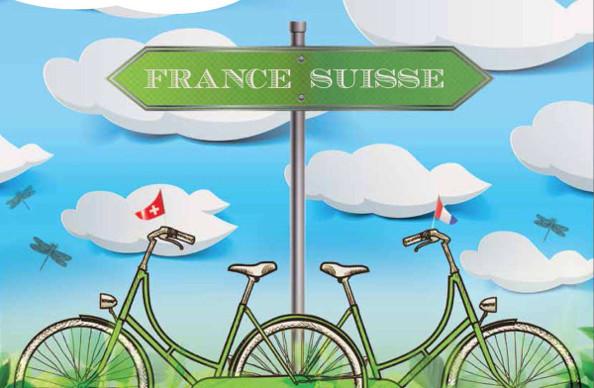 La Francovélosuisse : dépasser les frontières pour un périple unique à vélo