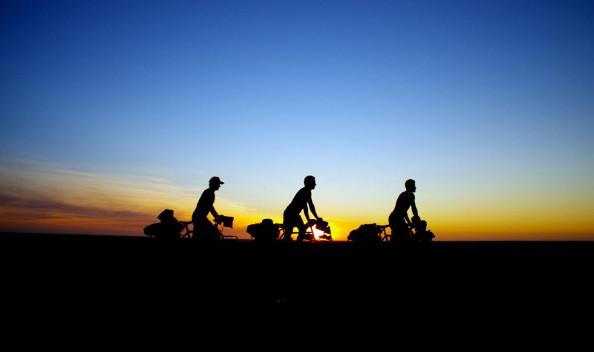 Faire le tour du monde à vélo : une aventure en équipe par Solidream