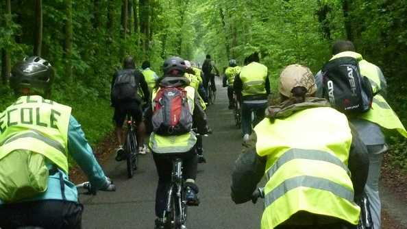 Apprendre à faire du vélo : la vélo école de Montreuil