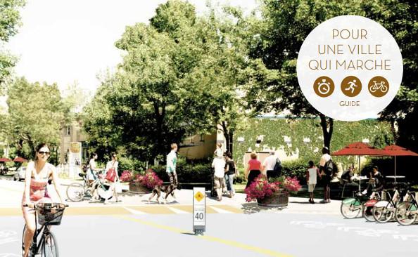 Le guide vélo «Pour une ville qui Marche»