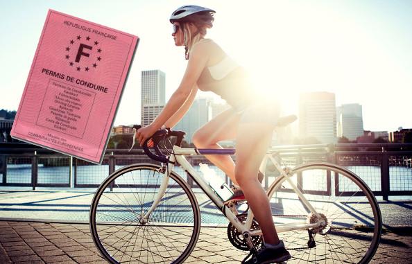 Une infraction à vélo peut-elle entraîner des retraits de points au permis de conduire ?