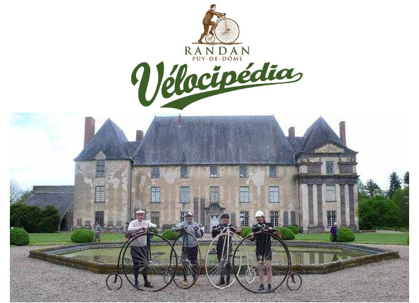 Vélocipédia 2015 : un rassemblement national des amateurs de vélos anciens