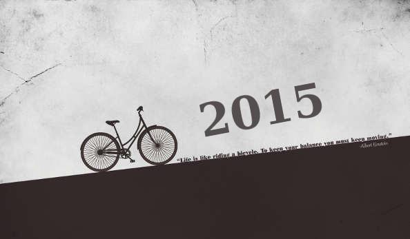 2015 sera-t-elle l'année du vélo ?