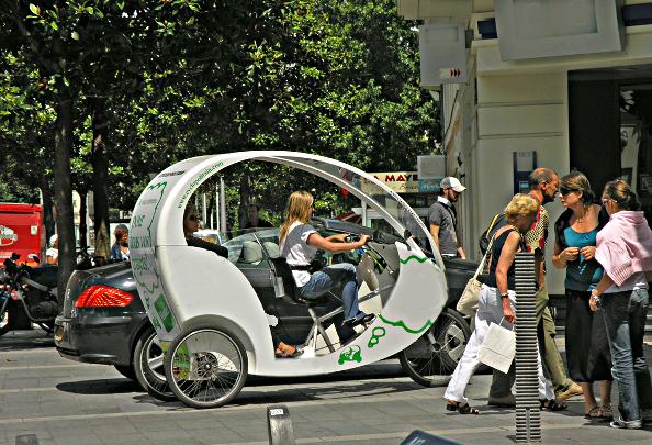 À Nantes, les entreprises à vélo en plein essor !