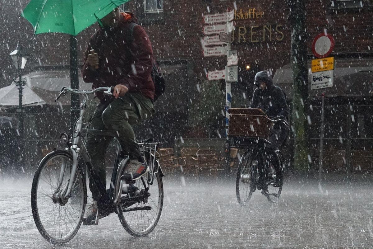 inconvénients vélotaf météo