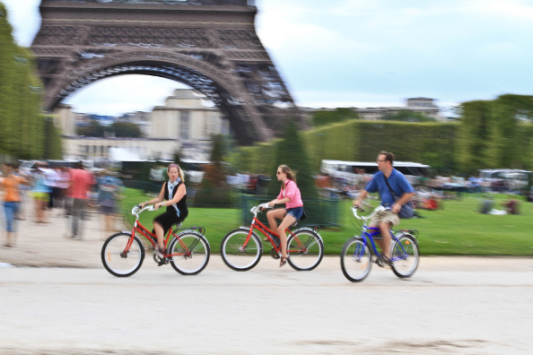 Le succès de la bicyclette en France