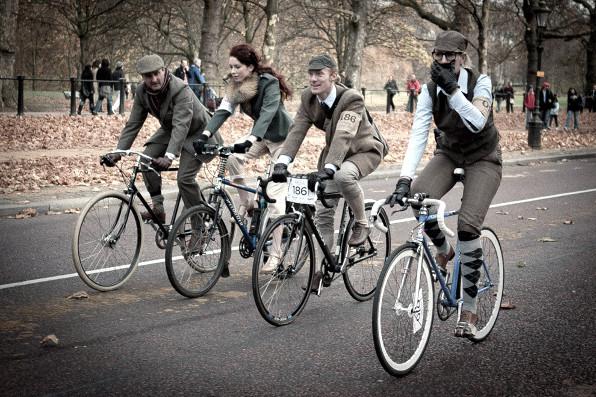 Le vélo vintage à la conquête du monde urbain
