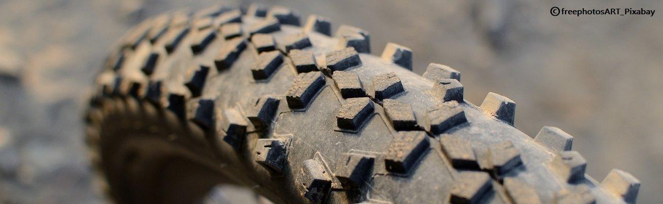 Comment déterminer l'usure de ses pneus vélo ?