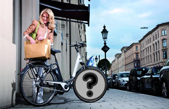 5 questions générales sur le vélo à assistance électrique