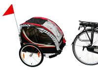 Les remorques vélo, idéales pour une famille cycliste