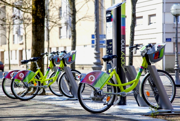 Smoove, à la conquête du marché des vélos libre service