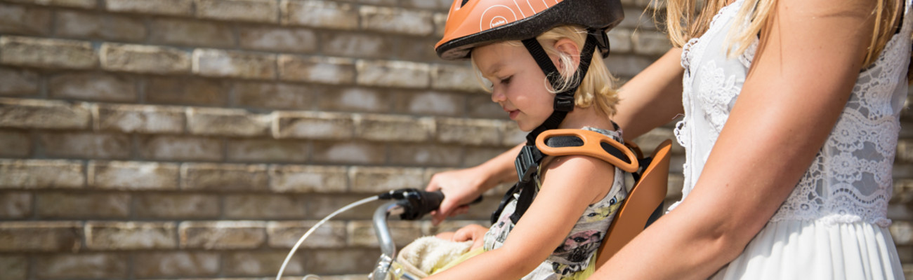 De nouvelles manières originales pour transporter ses enfants à vélo