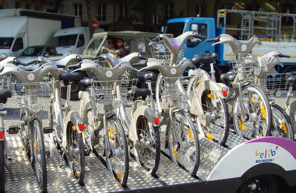 Vélib' : des tickets gratuits pour faire face à la pollution