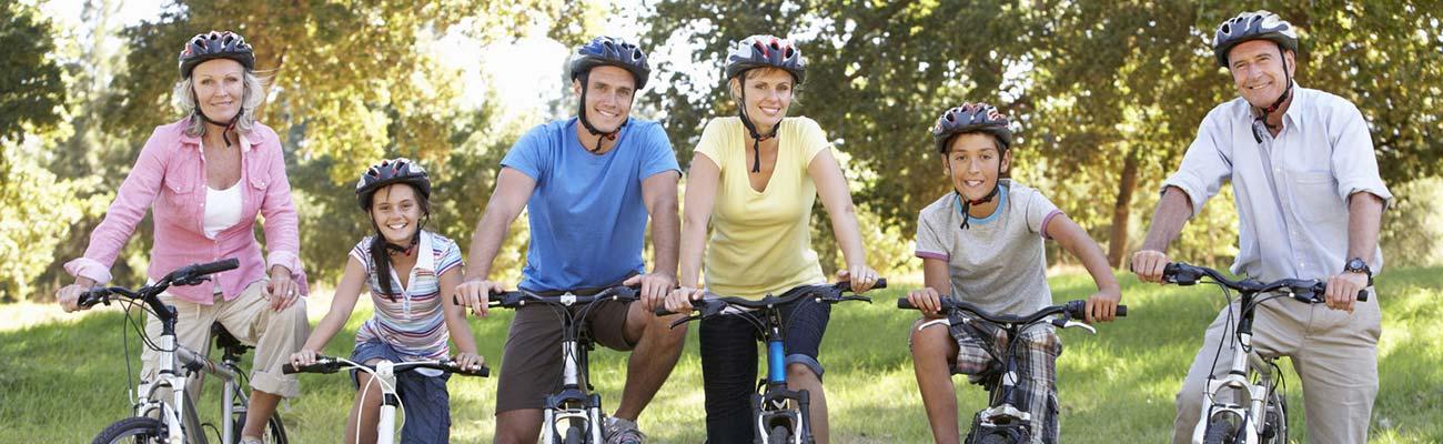 Quelques petits conseils pour une belle balade à vélo en famille