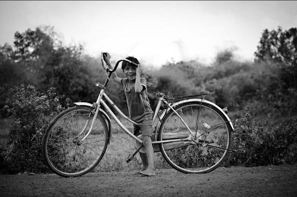 Un vélo comme les grands