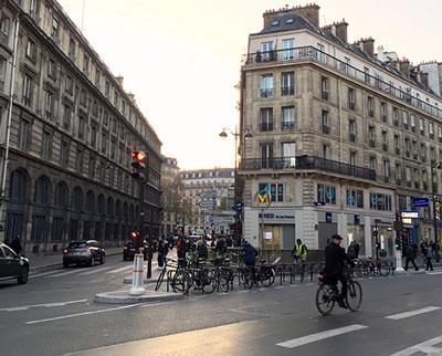 Le Plan vélo de Paris permet la construction de nouveaux parkings