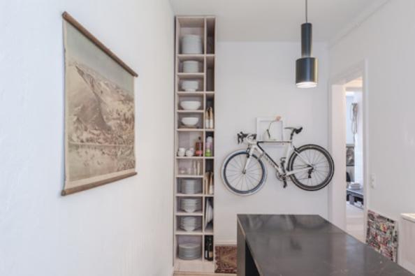 Le vélo, nouvel outil tendance pour décorer votre maison