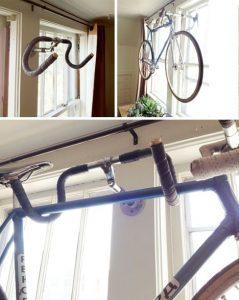décoration vélo intérieur maison