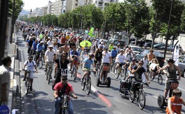 L'édition 2015 de la Fête du vélo
