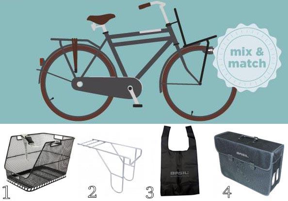Accessoires vélo pour homme