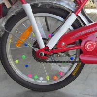 Décoration de rayons de vélo