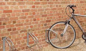 Parking vélo à fixer sur un mur