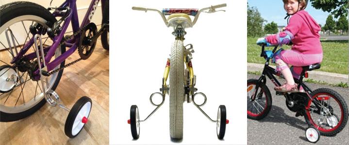 Image des petites roues pour velo enfant EZ Trainer