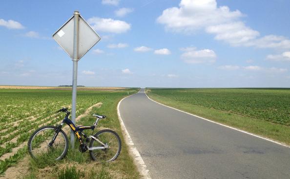 Découverte de la région Centre-Val de Loire et de la Saint-Jacques à vélo