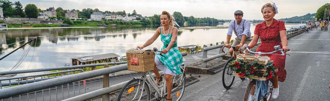 L'Anjou Vélo Vintage : l'événement vélo rétro à ne pas rater