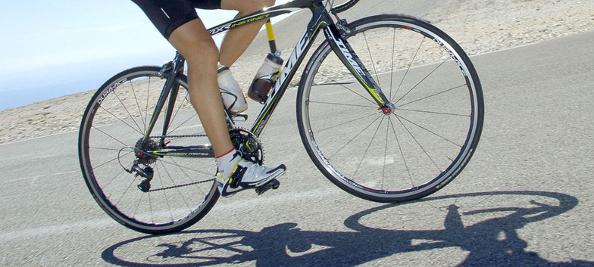 Bien pédaler à vélo