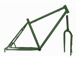 Cadre en acier pour vélo