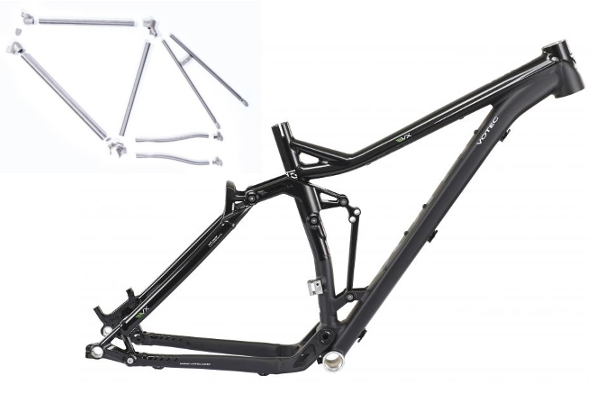 Cadre vélo : plutôt acier ou alu ?