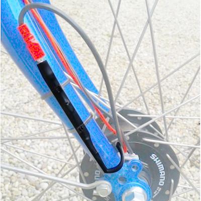 Connecteur pour alimenter son téléphone en charge à vélo