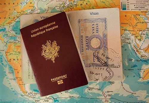 Les documents pour voyager à l'étranger