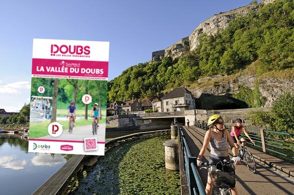 La Vallée du Doubs à Vélo